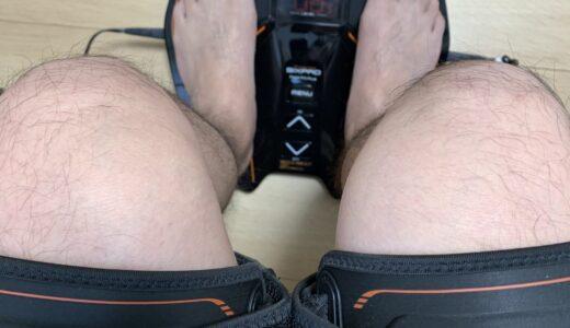 【Foot Fit Plus・口コミ】足指に特に刺激を感じる。ふくらはぎにも効果が(40代・男性)